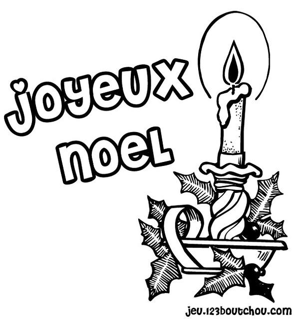 Coloriage joyeux noel 1 flickr photo sharing - Dessin joyeux noel ...