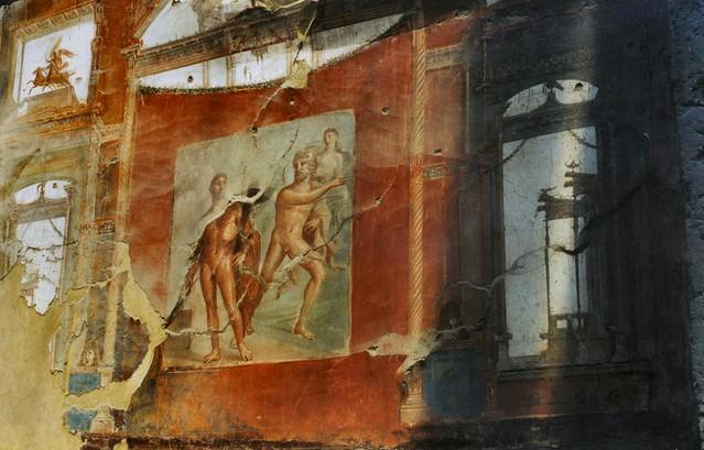 Header of Herculaneum