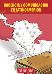 tapa del libro Docencia y comunicación en latinoamerica