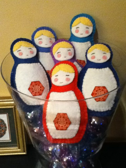 Matroyshka Love