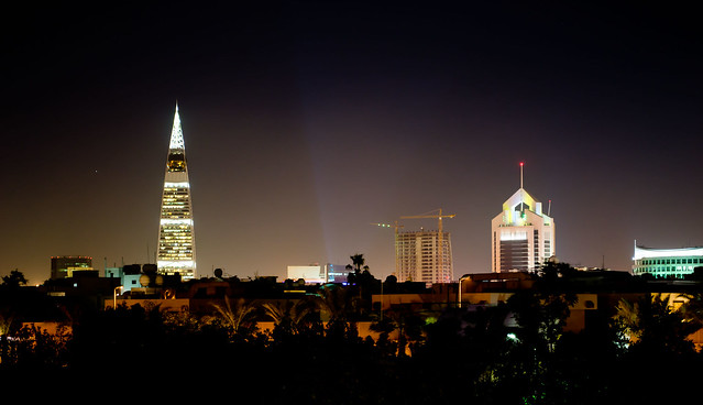 Riyadh Skyline | Flickr - Photo Sharing!