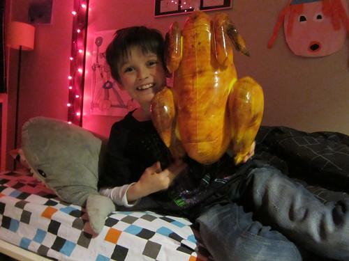 inflatable turkey, nick IMG_8977