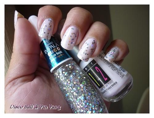 Disco Ball & Yin Yang