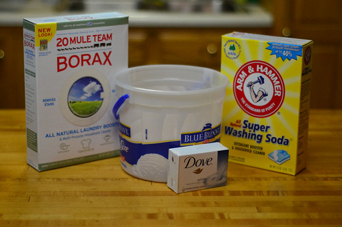 Make Your Own Dishwashing Detergent (24/365)