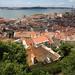 Rooftops. Lisbon, Portugal