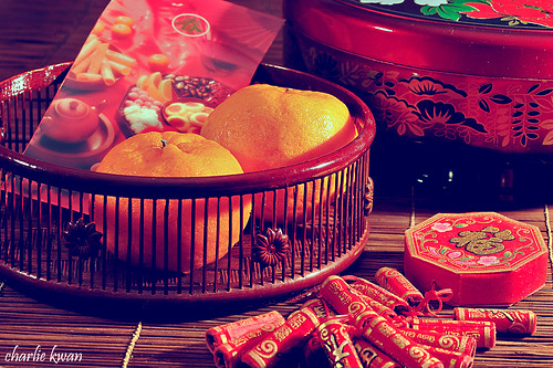 Chinese New Year by Charlie Kwan Photography