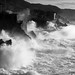 Nervi  - Genoa (Sea Storm) by Fetch_69