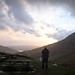 David at Kirkstone Pass by peppered