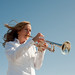 August 6, 2009 - 4:00pm - Sarah Wilsom, composer and trumpet player