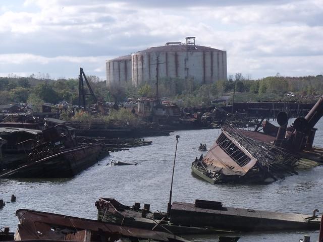 Staten Island Boat Yard
