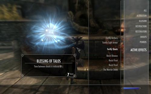 Have I offended Talos?
