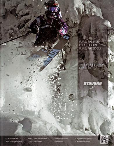 Stevens Ad 2012