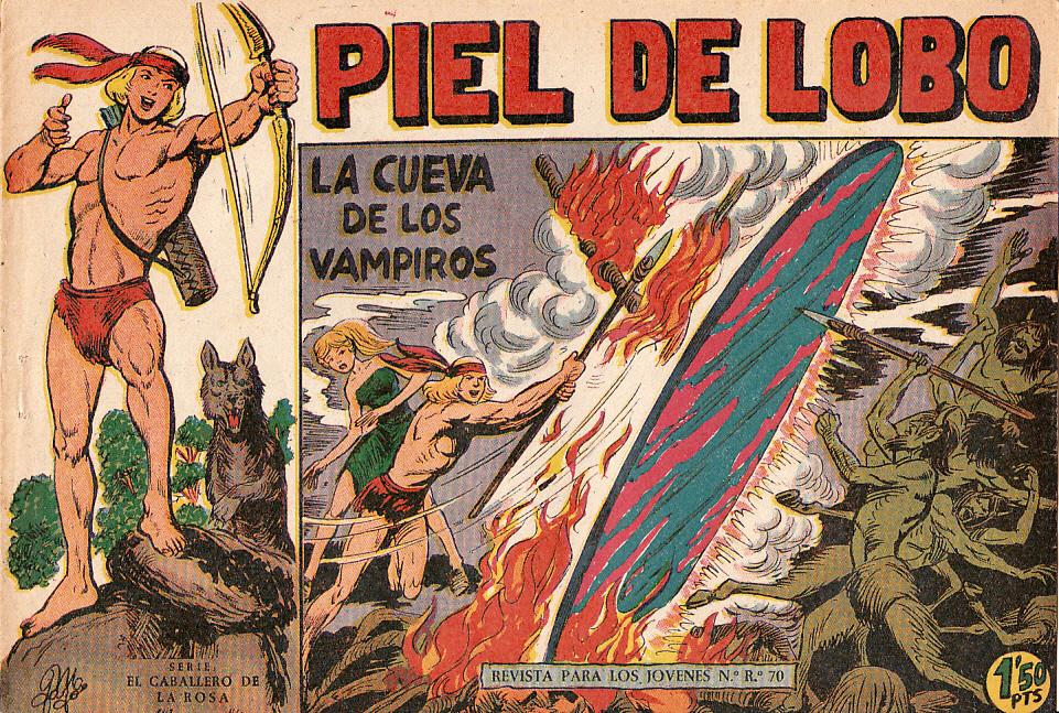 Manuel Gago - Piel de Lobo 16