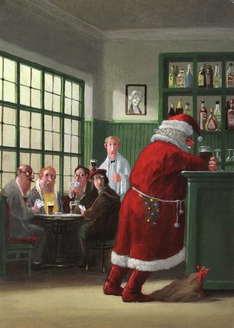 """""""Club der Weihnachtshasser"""" by Gerhard Glück"""