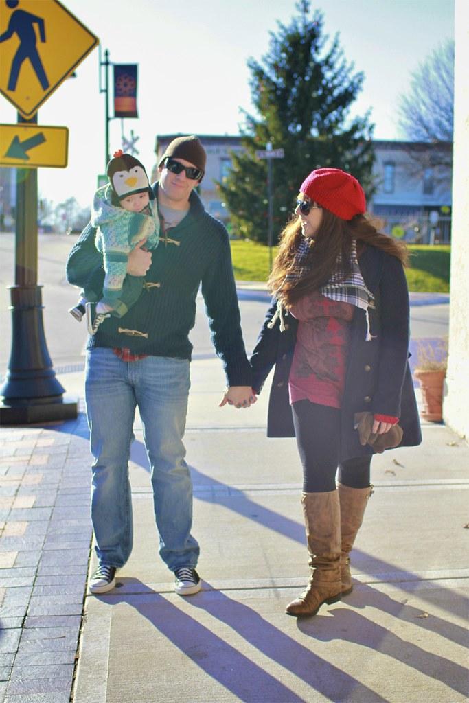 Josh and Ana