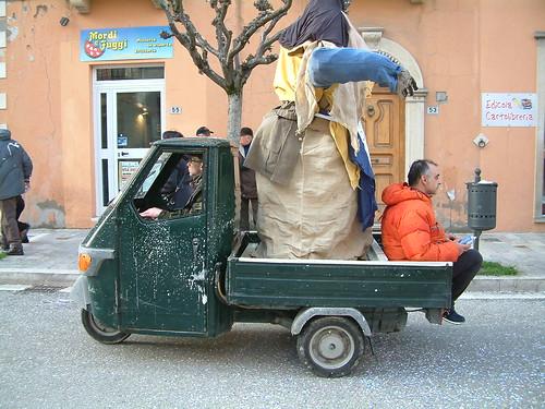 Carnevale in carrozza