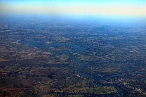 nature inflight texas unitedstates hillcountry day7 lookingoutwindow project365 buchanandam colorefexpro highlandlakes nikond90 flightfromslctoaus landinginaustintx