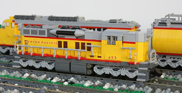 Union Pacific SD7