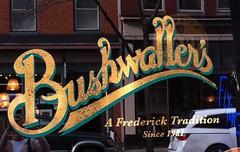 Bushwaller's Frederick Md