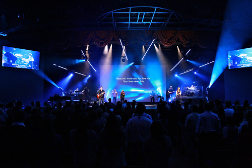 Worship Blue