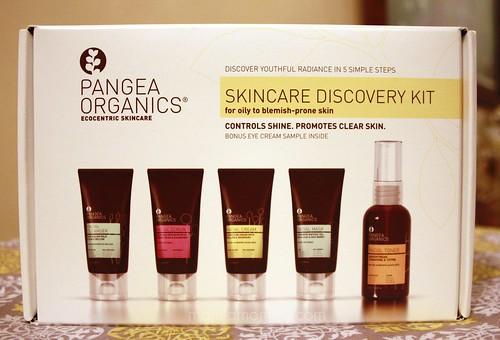 pangea organics oily to blemish-prone skin