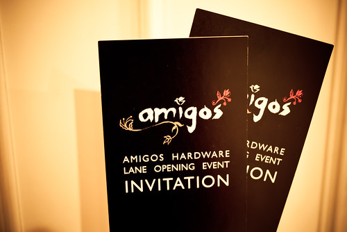 Amigos Opening Night