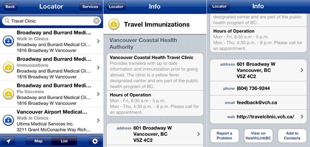 BC Health App