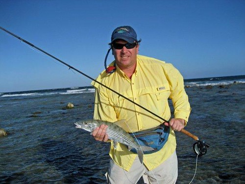 mike rager bonefish