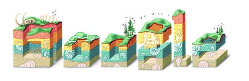 Google Nicolas Steno Geology logo