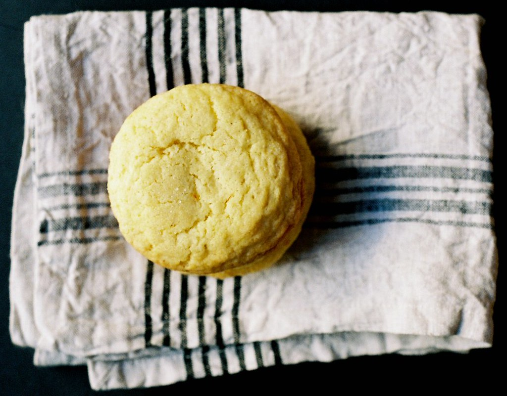 Saffron and Vanilla Sugar Cookies