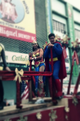 Wonder Woman of Aklan