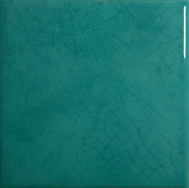 Carrelage Design carrelage turquoise : photo