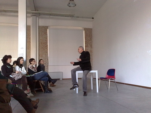 Workshop con Gianni Mercurio by durishti