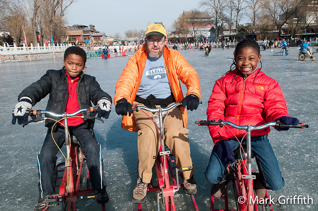 The Ice Biking Gang