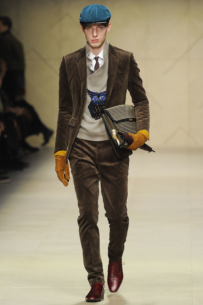 FW12 Milan Burberry Prorsum020_Thomas Penfound(VOGUE)