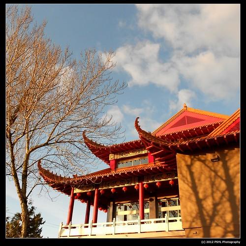 Ling Yen Mountain Temple