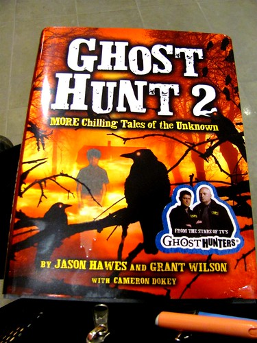 Book Ghost Hunt 2: