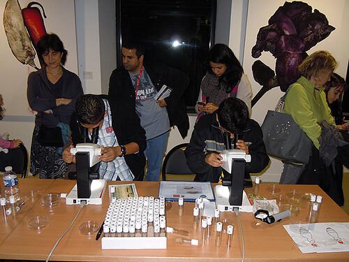 Quand le CNRS et le Muséum se retrouvent pour l'actualité scientifique