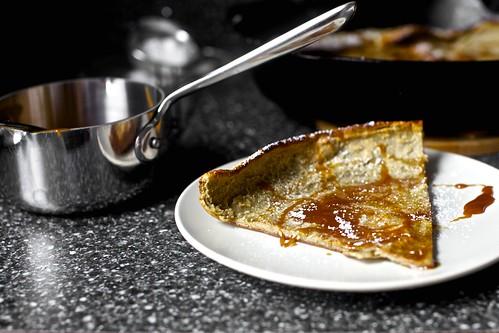Black Bean Soup + Toasted Cumin Seed Crema Recipe — Dishmaps