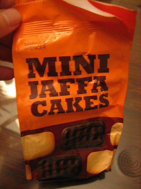 Jaffa Cake Mug