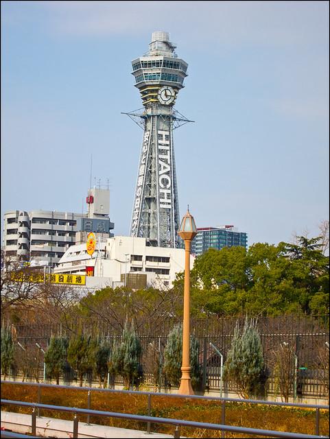 torre tsutenkaku