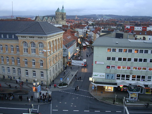 Neumarkt -Johannisstraße by Jens-Olaf
