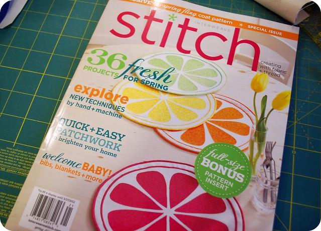 spring 2012 stitch
