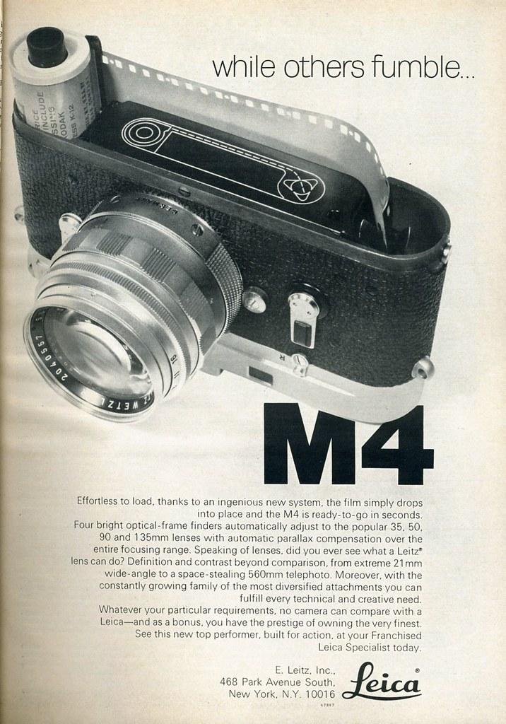 Leica M5 or M6 ?
