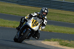 Championship Cup Series Motorcycle Racing at NJMP in August 2011