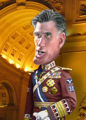 Mitt Romney - The King of Bain