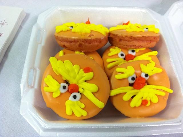 Lorax Donuts