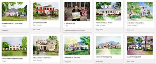 House Portraits onpinterest