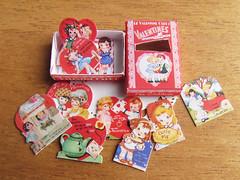 Mini Retro Valentines