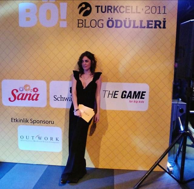 blog ödülleri, turkcell blog ödülleri, off ne giysem'in sunuculuk deneyimi